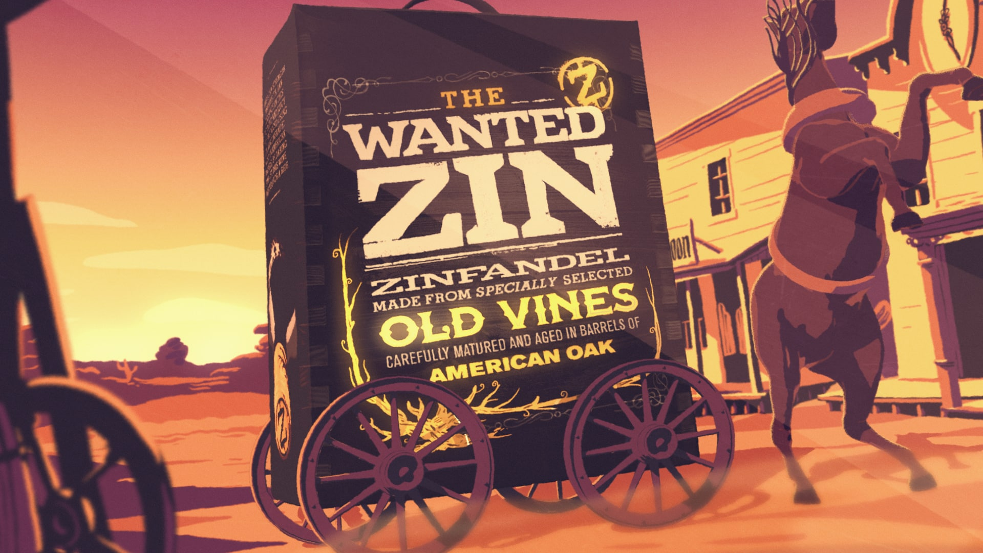 The wanted zin, picture, image
