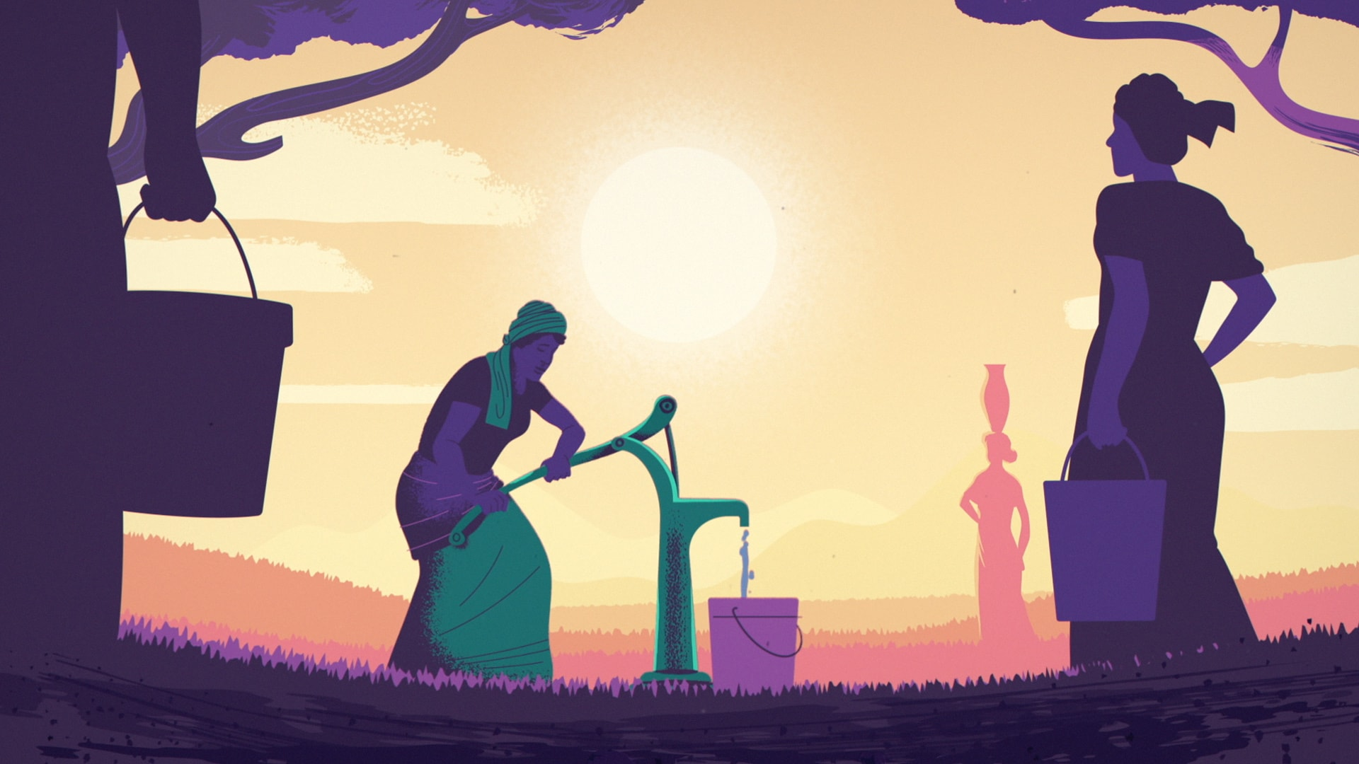 Global Citizen Illustration