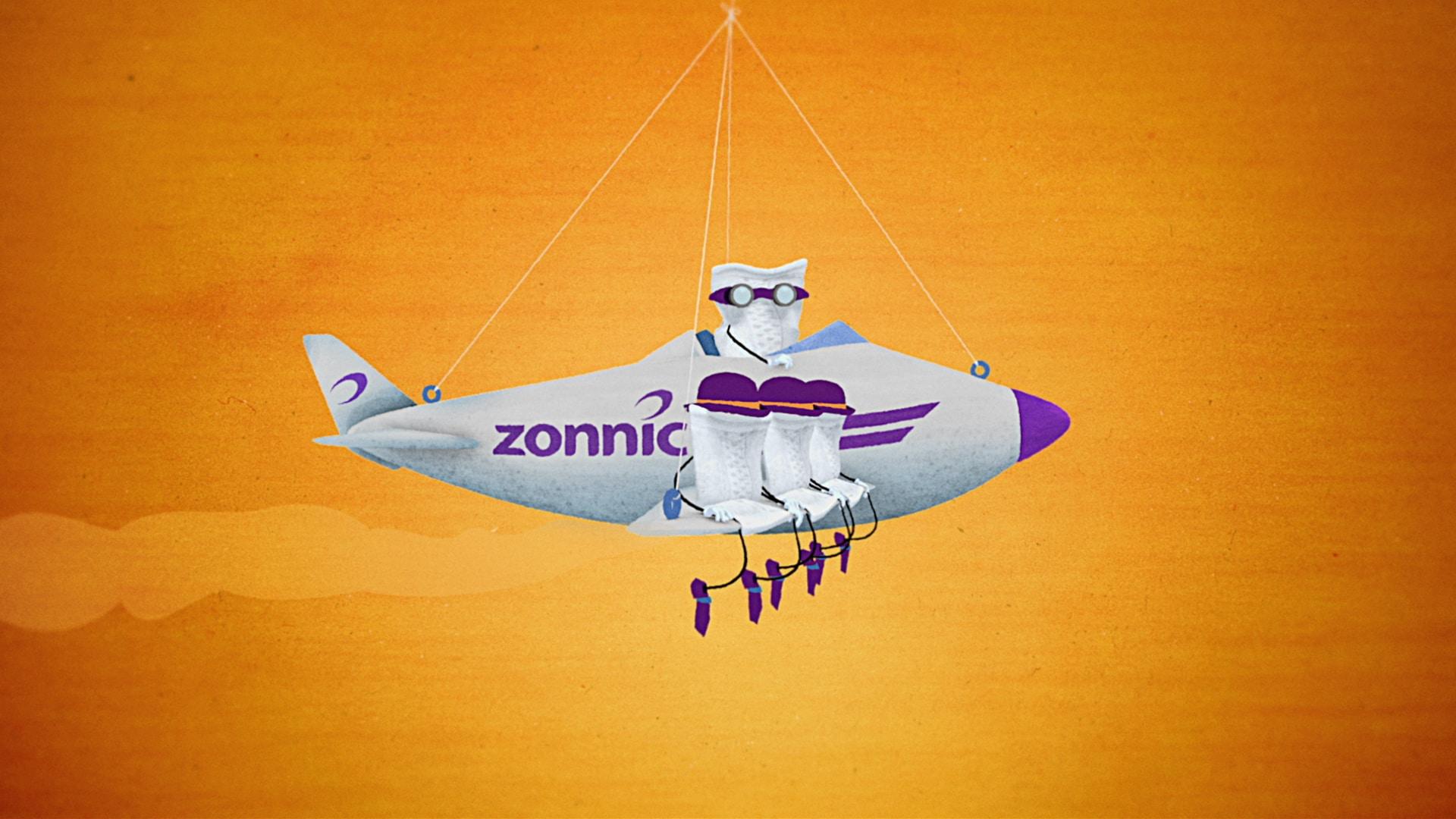 Zonnic flygplan
