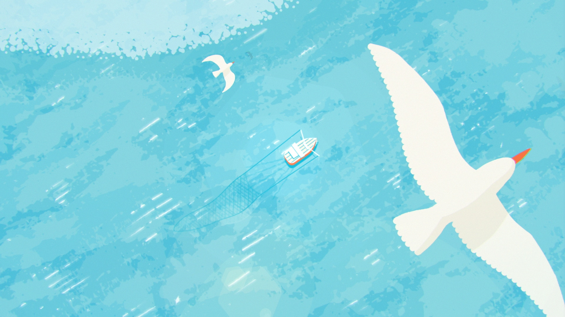 WWF Animation