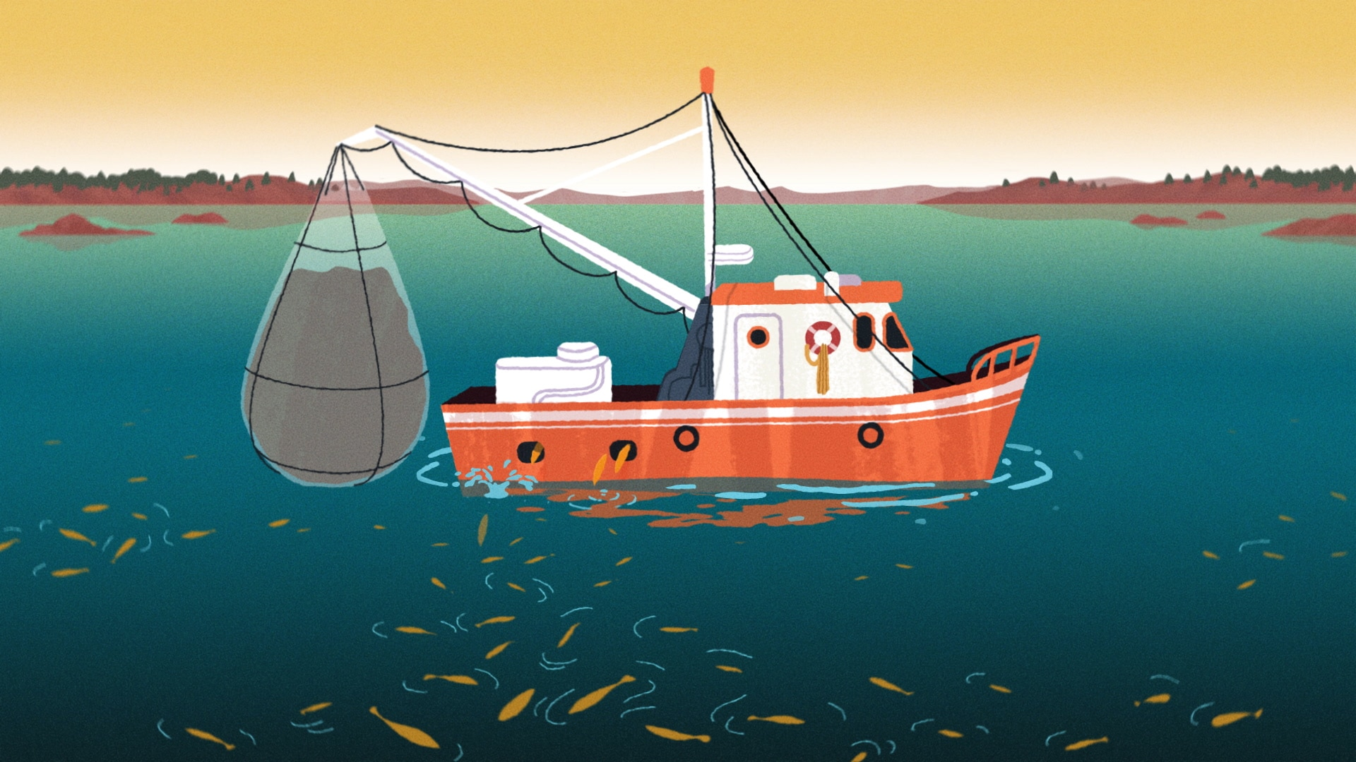 WWF Rädda torsken