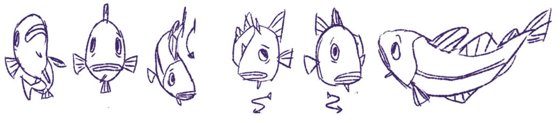 Fish WWF