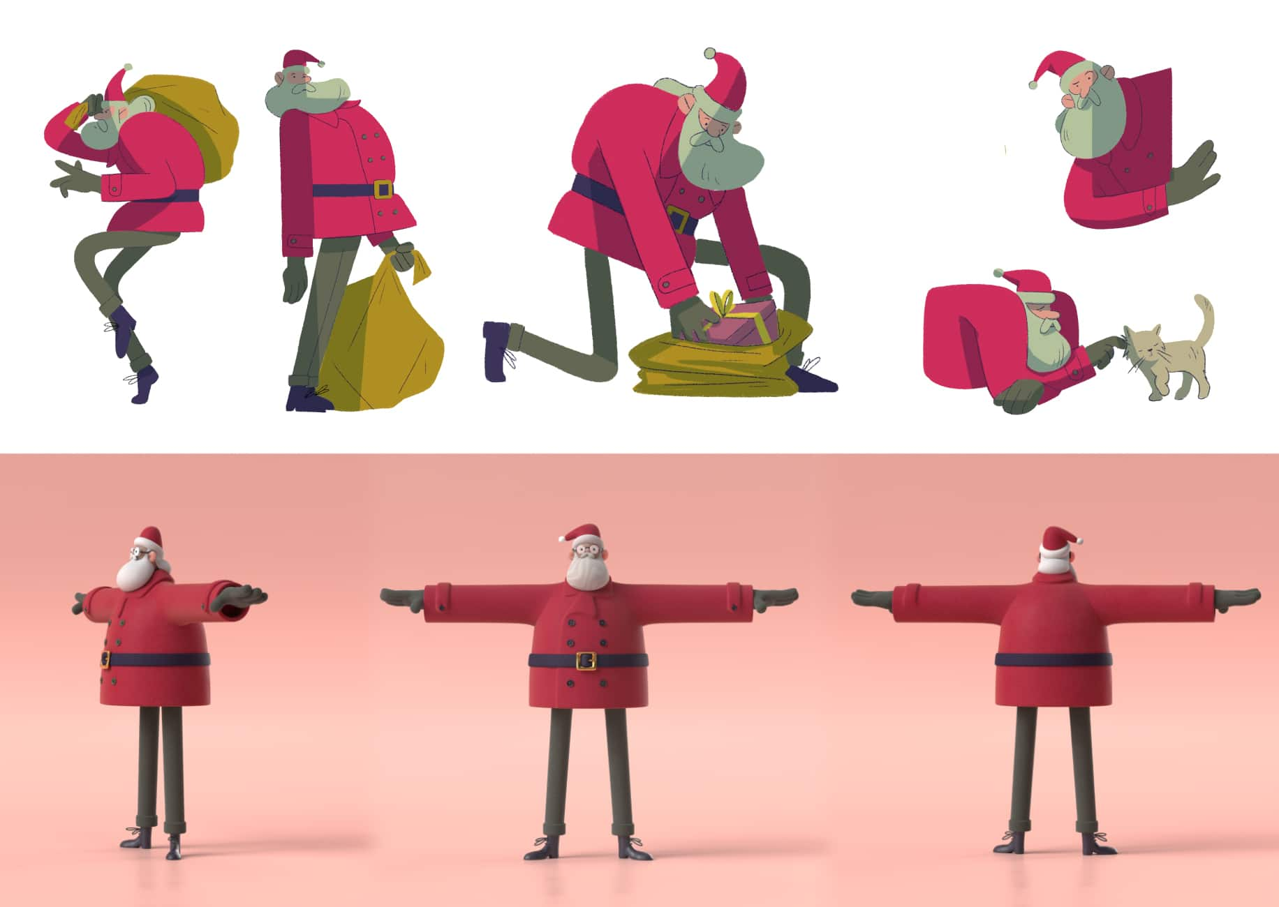 Jultomten från storytel