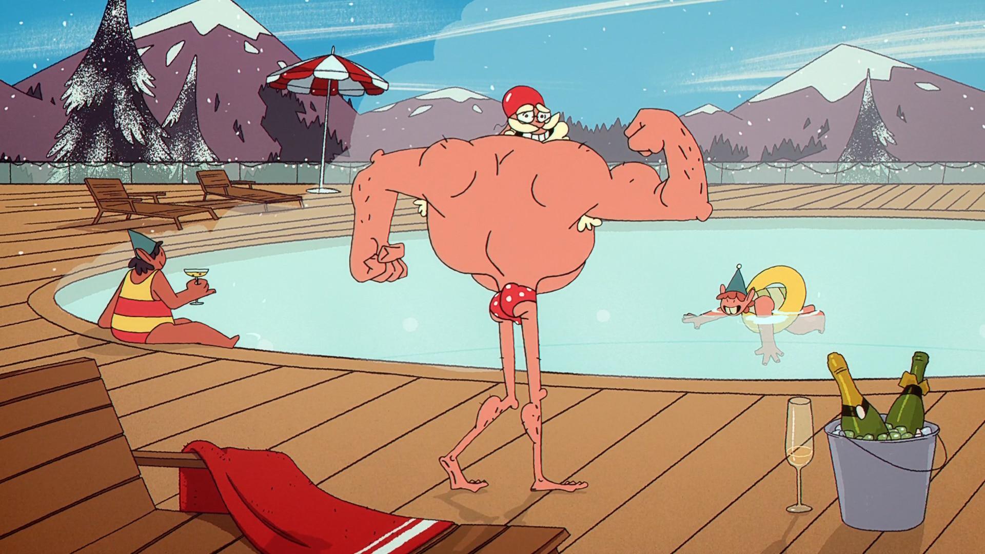 God Jul Animation