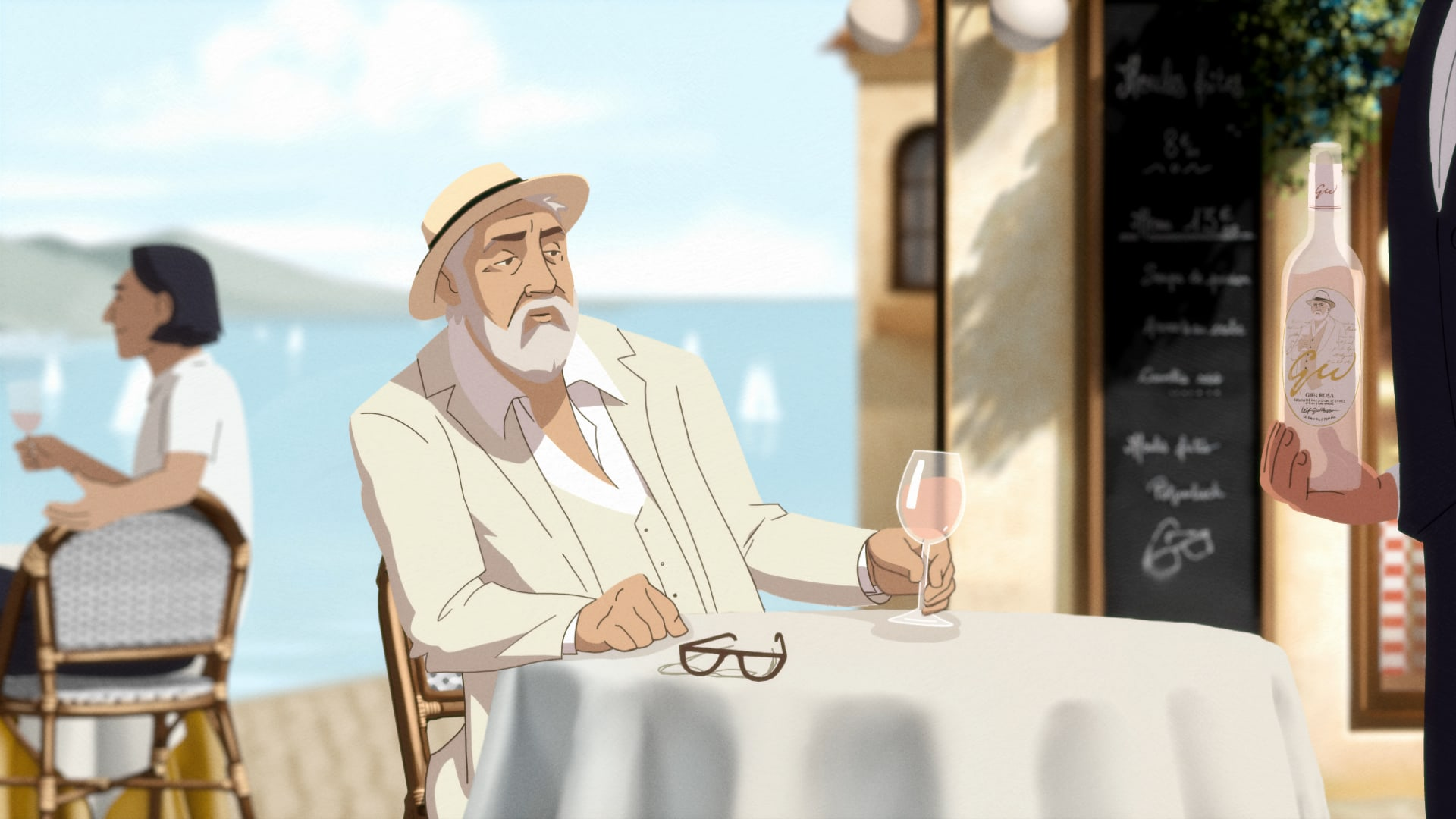 Leif GW Person Reklamfilm